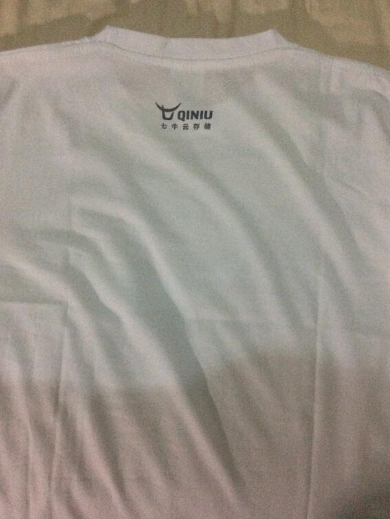 七牛T恤衫 2